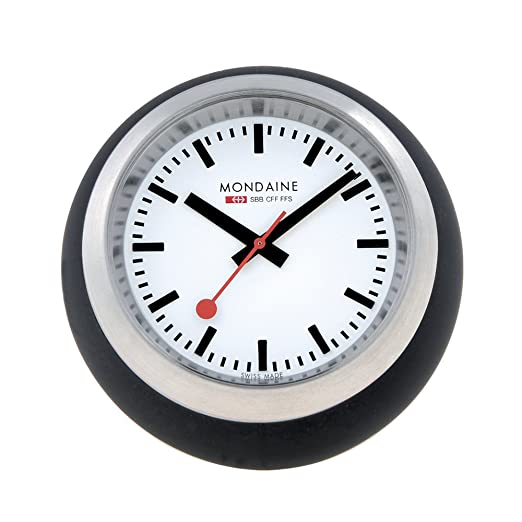 Mondaine A660.30335.16SBB Reloj de escritorio Analogue: Amazon.es: Relojes