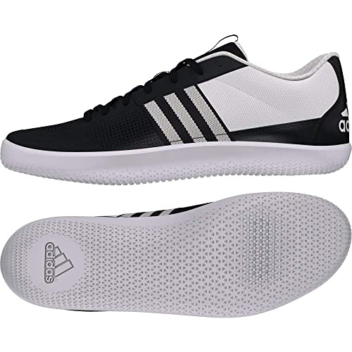 official photos 3f1dc 39553 Adidas Throwstar, Zapatillas de Deporte para Hombre, Negro  (NegbasFtwblaNaalre