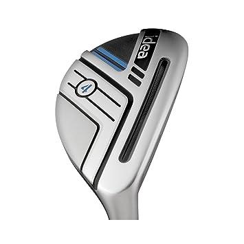 Adams Golf Caballeros Idea Híbrido Club - 4 Reg: Amazon.es ...