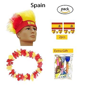 vamos futbol! Kit para aficionados de fútbol,2018 World Cup FIFA ...