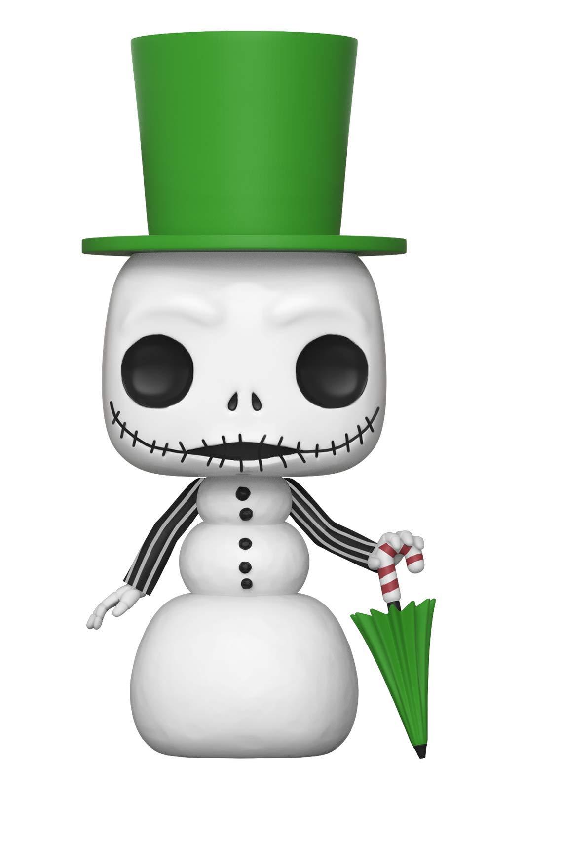 Funko Pop Disney: Nightmare Before Christmas - Snowman Jack ...