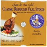 More Than Gourmet Glace De Veau Gold Reduced Veal Stock, 1.5-Ounce Packages (Pack of 6)