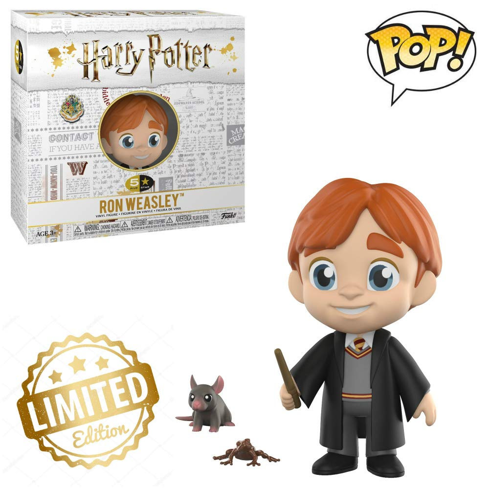 Amazon.com: Funko 5 Star: Harry potter-ron Weasley 5 ...