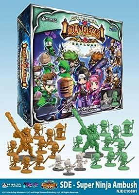 Super Ninja Ambush Deluxe Warband by Ninja Division: Amazon ...