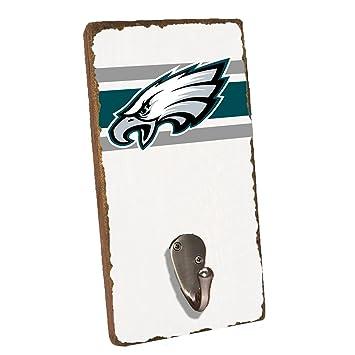 c1724cd0 NFL Philadelphia Eagles, White Background, Team Logo Single Wall ...
