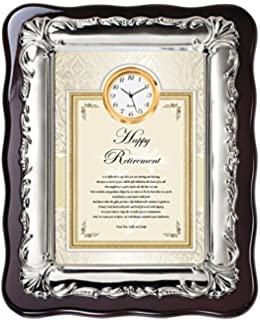 amazon com personalized retirement gift service award