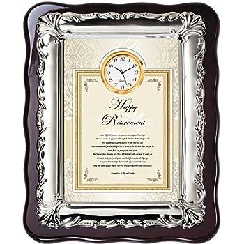 Amazon.com: Personalized Retirement Gift Service Award ...