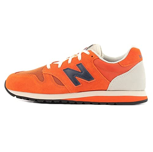 Scarpa 520 CJ New Balance colore arancio per uomo New Balance U 520CJ