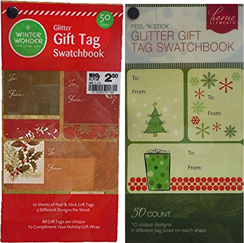 Stationery Gift Tags - 3