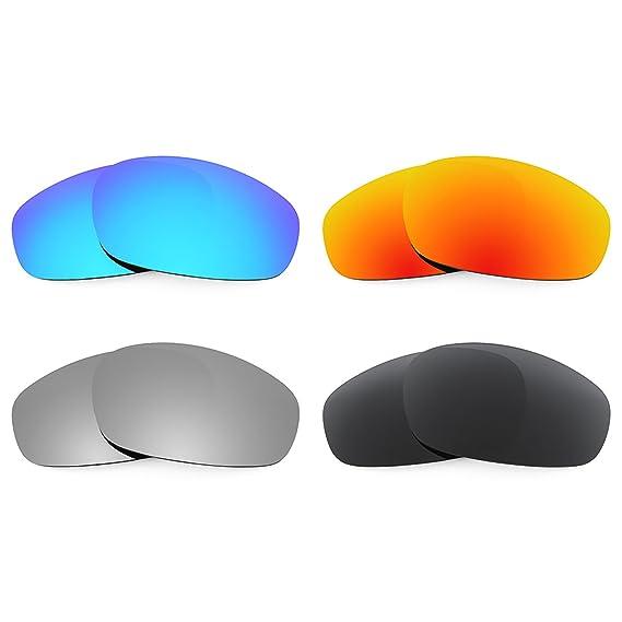 Revant Replacement Lenses for Oakley Split Jacket 4 Pair Combo Pack K018   Amazon.co.uk  Clothing be1878c7c9d2