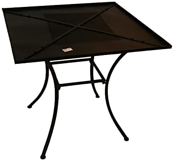 Amazon De Bastelmaxi Mosaik 5492501 Tisch Eckig Quadratisch 80 X 80
