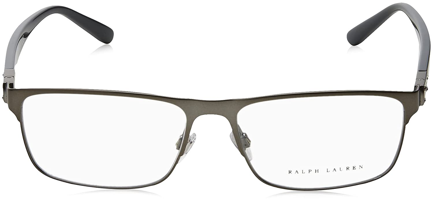 04fc728d1686 Amazon.com: Ralph Lauren Men's RL5095 Eyeglasses 56mm: Clothing