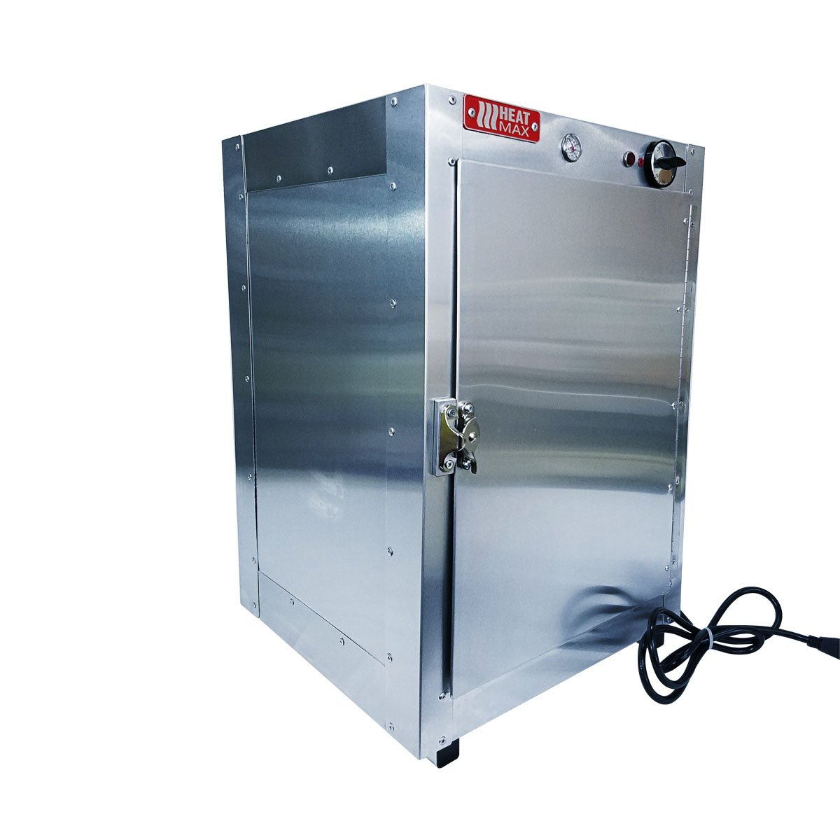 Industrial Food Warming Boxes ~ Heatmax commercial food pastry warming case aluminum