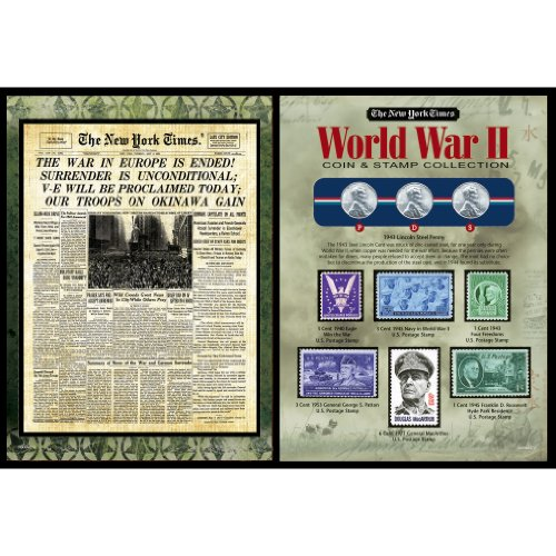 American Coin Treasures The New York Times World War II Coin