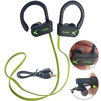 Fone Ouvido Bluetooth Microfone Esporte Corrida Verde
