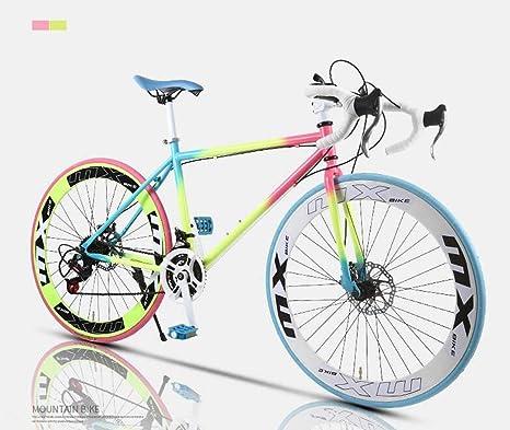Camino de la bicicleta, de 24 velocidades de 26 pulgadas ...