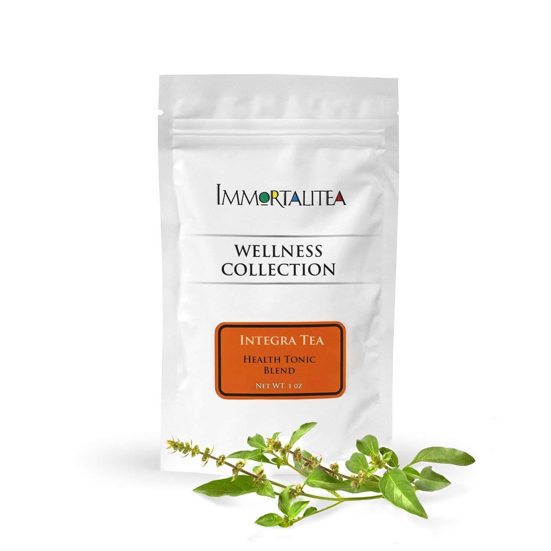 Integra Adelgazante Té – Herbal Loose Leaf mezcla de ...