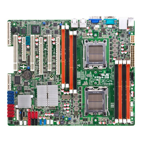 Asus KCMA D8 Socket SR5670 Motherboard