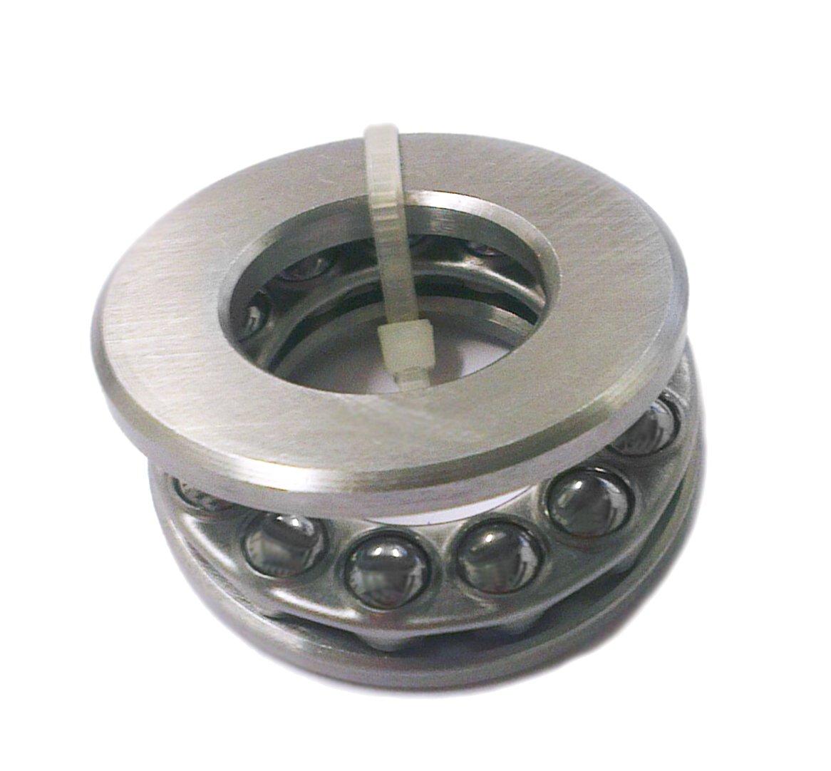 Axial Roulement 10X 24X 9mm 51100CQ (C) Butée din711/iso104qualité industrielle 24x 10x 9Roulement à bille