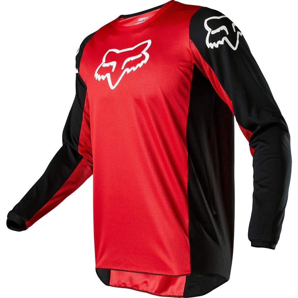 2020 Fox Racing Youth 180 Prix Jersey-Flame Red-YL