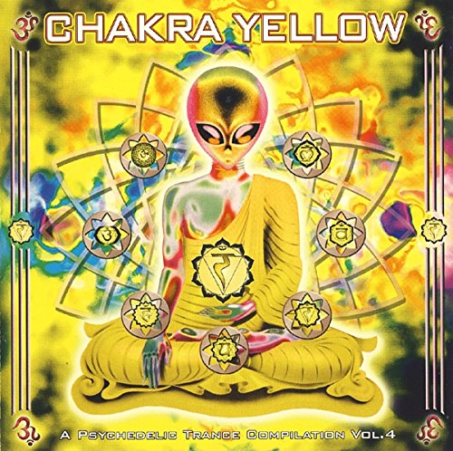 UPC 402590592567, Chakra Yellow: A Psychedelic Trance Compilation Vol. 4