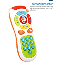 guoYL26sx chird's Toys Baby Electric Light Music Click Count Remote Learning Educational Kids Toy Gift