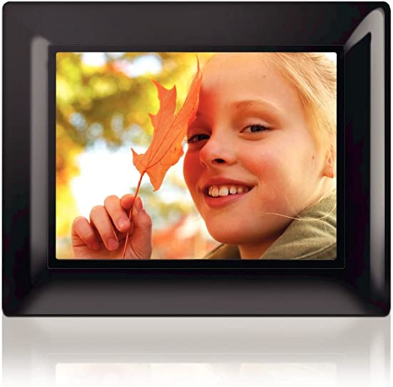 Philips 6FF3FPB 37 5.6-inch LCD Black Digital Photo Frame