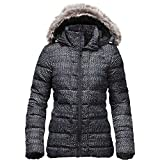 The North Face Women's Gotham Jacket (X-Small, TNF Black Donegal Print:)
