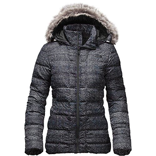 The North Face Women's Gotham Jacket (X-Small, TNF Black Donegal Print:) by The North Face