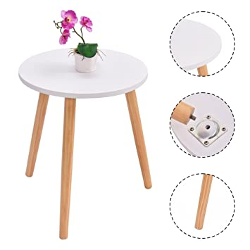Sensational Mtn Gearsmith New Modern Round Coffee Tea Side Sofa Table Living Room Furniture Home Decor Pabps2019 Chair Design Images Pabps2019Com