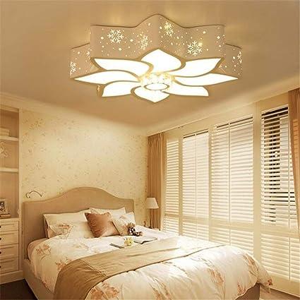 ZYY Luz de techo, lámpara colgante de acrílico moderna ...