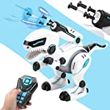 wodtoizi Remote Control Dinosaur Robot Toys Feeding Food Pooping Dino Robot RC Dinosaur Intelligent Interactive…