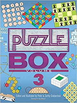 Book Puzzle Box, Volume 3