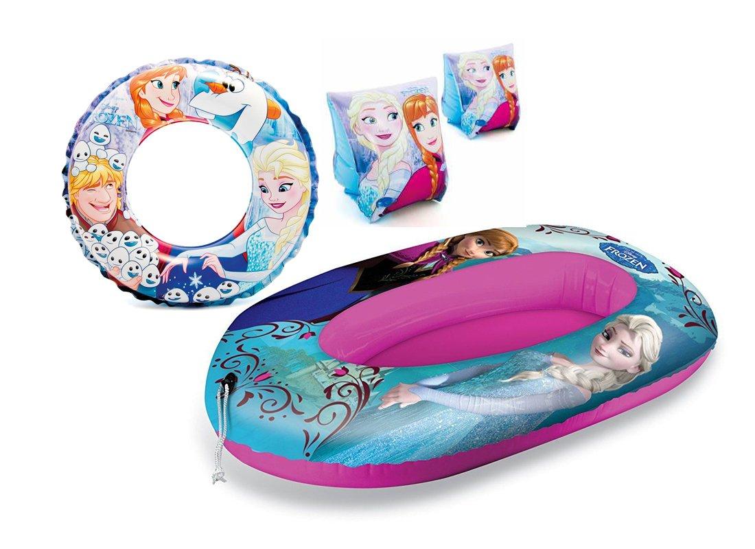 CHANCE Juego N2 accesorios playa Disney Frozen Anna y Elsa ...
