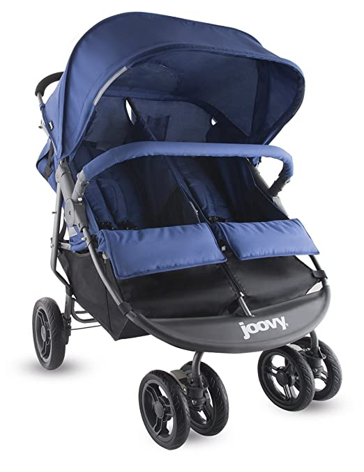 Joovy Scooter X2 Double Stroller, Blueberry  Joovy