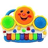Techhark® Drum Keyboard Musical Toys (Drum Toys)