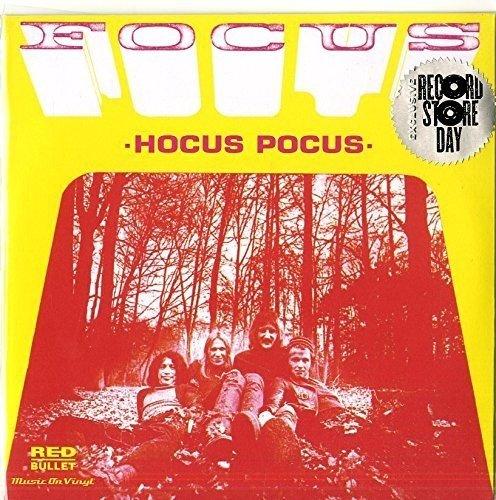 Vinilo : Focus - Hocus Pocus / Hocus Pocus (Colored Vinyl, Yellow)
