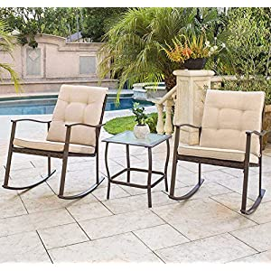 61NlnE1YmBL._SS300_ 100+ Black Wicker Patio Furniture Sets For 2020