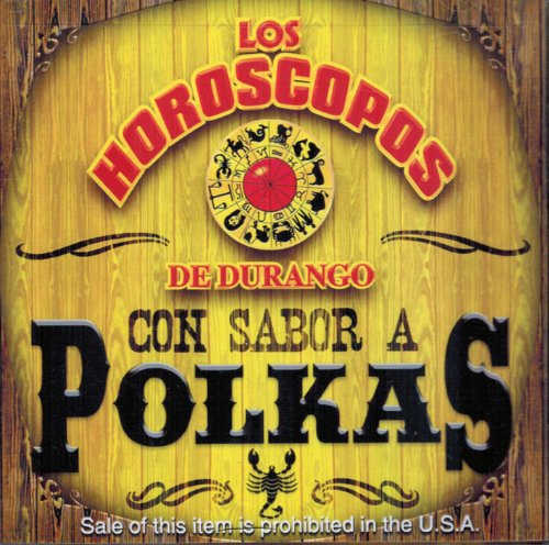 Los Horoscopos De Durango (Con Sabor a Polkas) Disa-1286