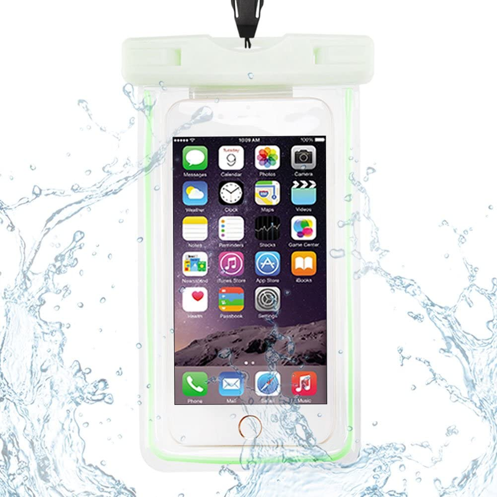 Funda Móvil Impermeable, CaseLover Bolso Sumergible Waterproof ...