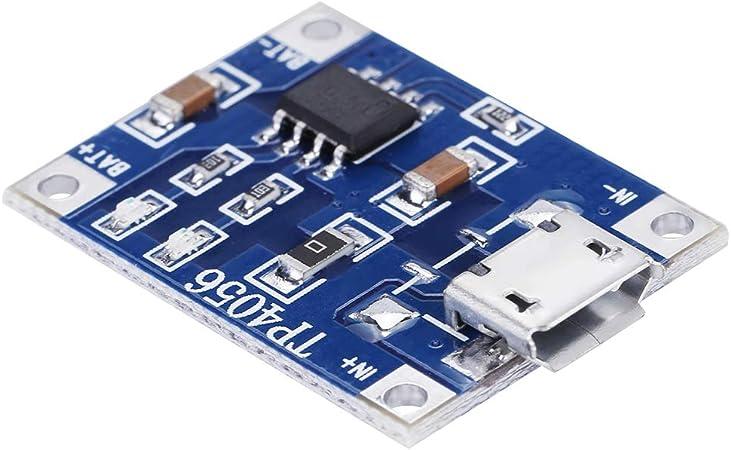 10pcs Module de Charge 5V Micro USB 1A Conseil de Charge