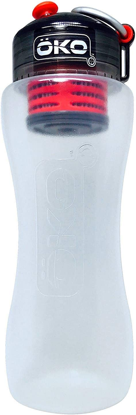 OKO H2O Level-2 Advanced Filtration Water Bottle