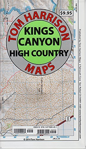 High Country Trail Map - 8