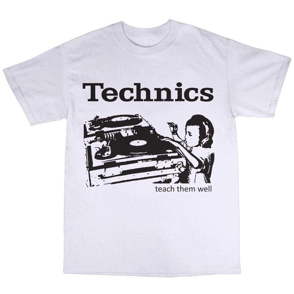 Dj Decks S T Shirt Printing Short Sleeve Tee
