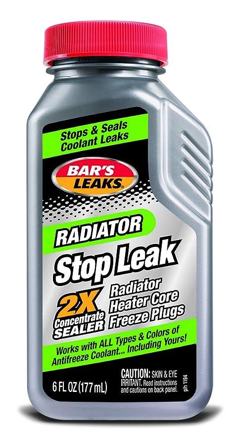 Bar's Leaks 1194 Radiator Stop Leak Concentrate - 6 oz