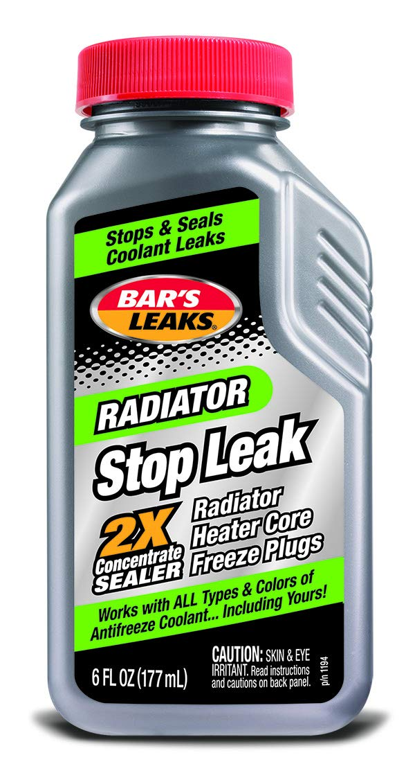 Bar's Leaks 1194 Radiator Stop Leak Concentrate - 6 oz.