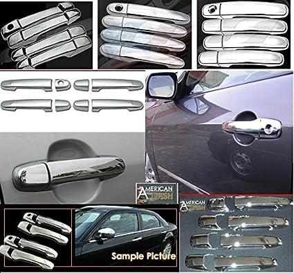 Honda Civic 4 puertas Sedan exterior cromado cubierta ...