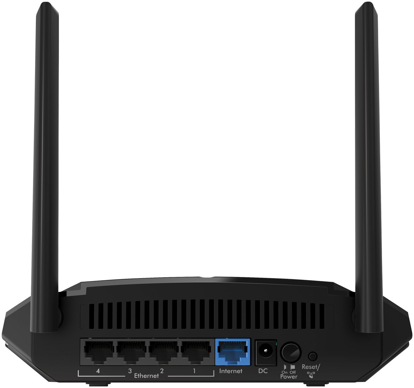 NETGEAR AC1000 Dual Band Smart WiFi Router 4 Faster WiFi - Now up to 1000 Mbps (300 + 700) Upgrade your WiFi to support new AC devices. Memory:8 MB flash and 64 MB RAM Cat-6 Ethernet patch cable for wired home and office networks