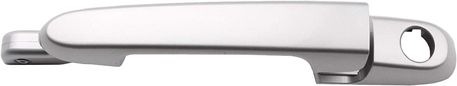 Hyundai Accent 5S Platinum Silver Mica 06-11 Front Left For Outside Door Handle