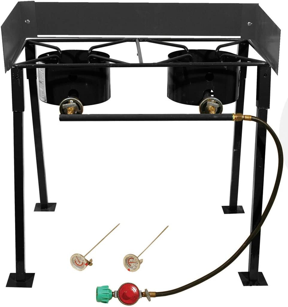 King Kooker CS29 30-Inch Two-Burner Outdoor Cook Stove